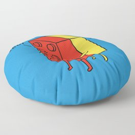 Le go! No Floor Pillow