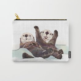 Otter Time Carry-All Pouch