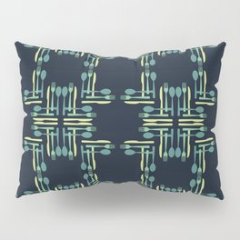 Silverware Pattern 2 Pillow Sham