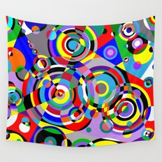 Raindrops by Bruce Gray Wall Tapestry