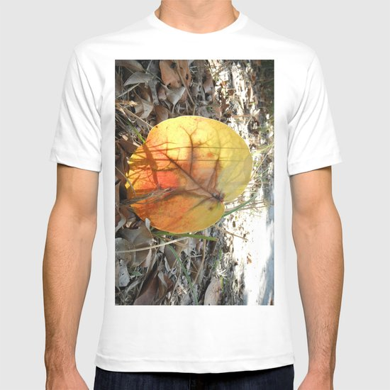 Grape Leaf in the Sun T-shirt