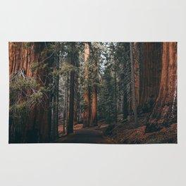Walking Sequoia Rug
