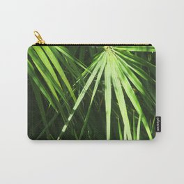Lost in Green Carry-All Pouch