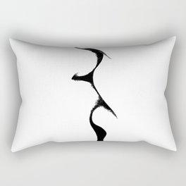 Simple Kiss Rectangular Pillow