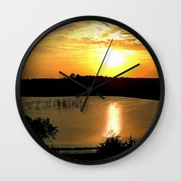 17ne001 Wall Clock