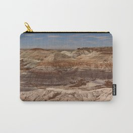 Colors Of The Painted Desert Carry-All Pouch