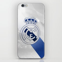 Real Madrid iPhone Skin