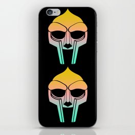 MF Doom iPhone Skin