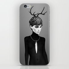 The Cold iPhone Skin