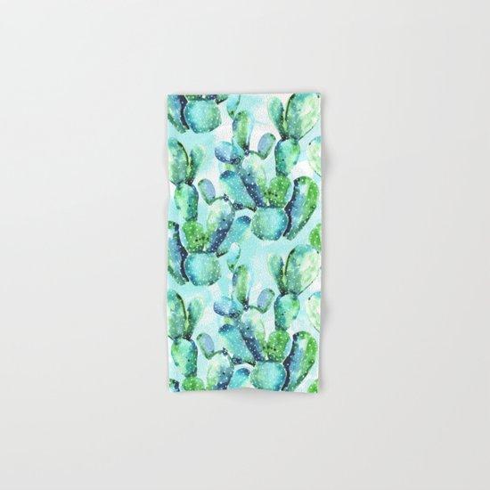 Cactus Tropicana  Hand & Bath Towel