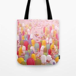 Society of Pills Tote Bag