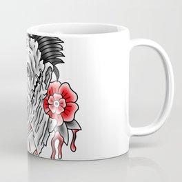 Bloody Leatherface Coffee Mug