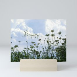 Flower Ridge Mini Art Print