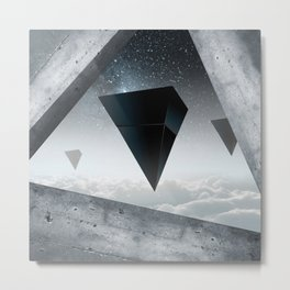 Incredible worlds Metal Print