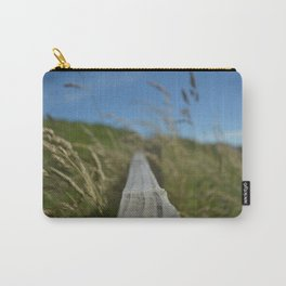 Wind and Grasses Carry-All Pouch