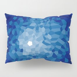 Pattern of Cinco Sapphire Pillow Sham