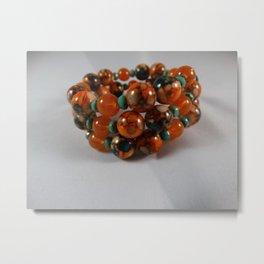 Purty Bracelete Metal Print