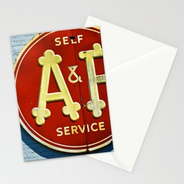A&P Stationery Cards