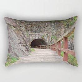Paw Paw Tunnel Rectangular Pillow
