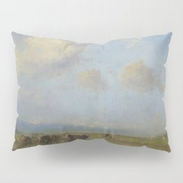 Cows in the Meadow Pillow Sham