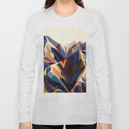 Mountains original Long Sleeve T-shirt
