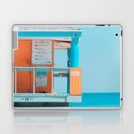 Lifeguard Stand Laptop & iPad Skin