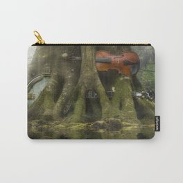 Living Roots Carry-All Pouch