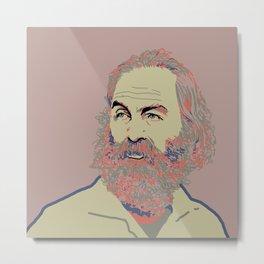 Walt Whitman Metal Print