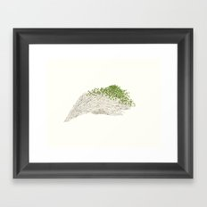 Untitled (Nested) Framed Art Print