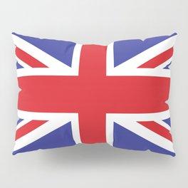 British Flag Pillow Sham