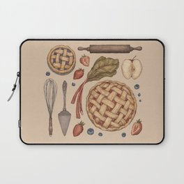 Pie Baking Collection Laptop Sleeve