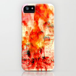 leggy boys iPhone Case