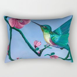 Edna valley Annie Hardy Rectangular Pillow