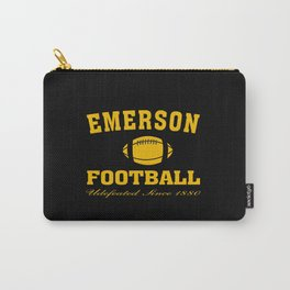 EMERSON FOOTBALL Mens Carry-All Pouch