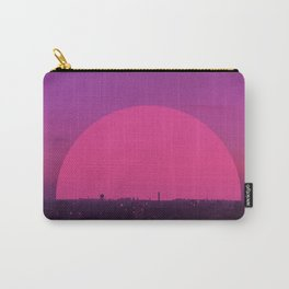 Afternoon in the city Carry-All Pouch