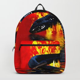 Year of the Snake  Chinese New Year Backpack