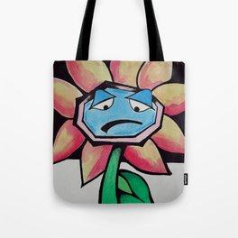 Barry the Bipolar marigold  Tote Bag