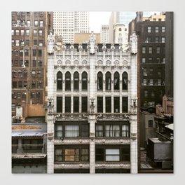NYC Vibe Canvas Print