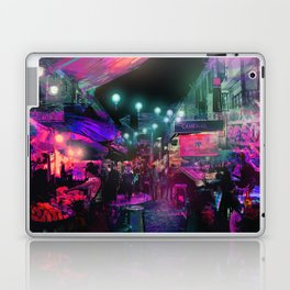 Tunes of the Night Laptop & iPad Skin