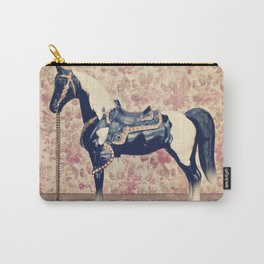Vintage Horse  Carry-All Pouch