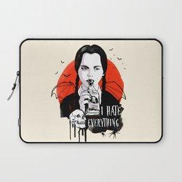 Wednesday The Addams family art Laptop Sleeve