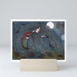 Loreley Mini Art Print