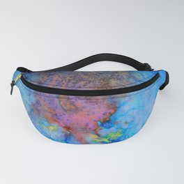 Blues Fanny Pack