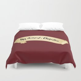 My Dearest, Angelica Duvet Cover