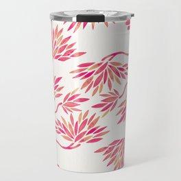 Bonsai Tree – Pink Palette Travel Mug