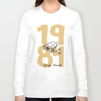 1984 Long Sleeve T-shirts featuring 1984 by willjames