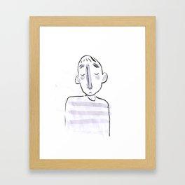 conversation 6 Framed Art Print