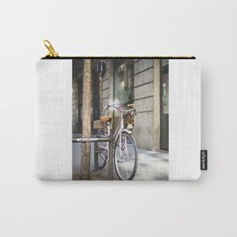 Miss bicycle Carry-All Pouch