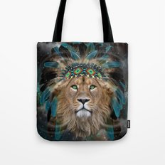 Fight For What You Love (Chief of Dreams: Lion) Tribe Series Tote Bag
