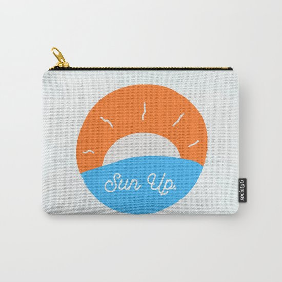 Sun Up Carry-All Pouch